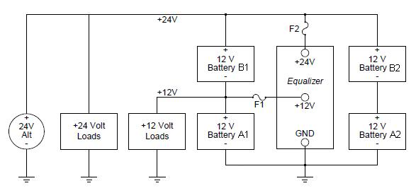 correct process for battery replacement page 3 irv2 forums Prevost Wiring Diagrams i take it you have the manual for your equalizer which should be something like this www vanner com wp content upl d013444 f pdf prevost wiring diagrams