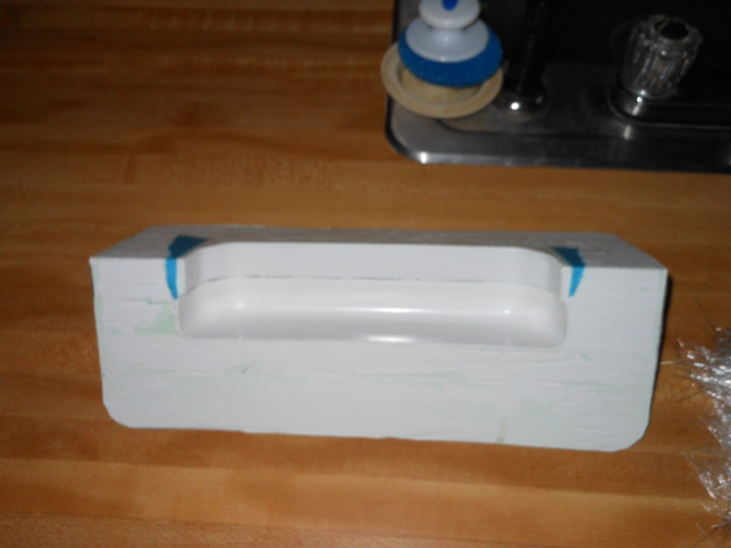 Can You Make A Fiberglass Mold From Painted Part