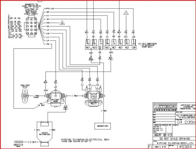 Diagram On Hooking Up Starting Battery And Two House Batteries