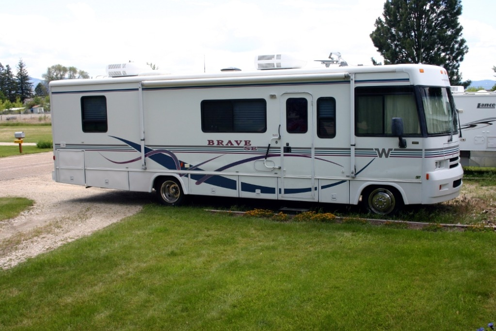 new to me 2000 winnebago 31b winnebago owners online community rh winnieowners com 1994 Winnebago Brave 1994 Winnebago Brave Class A