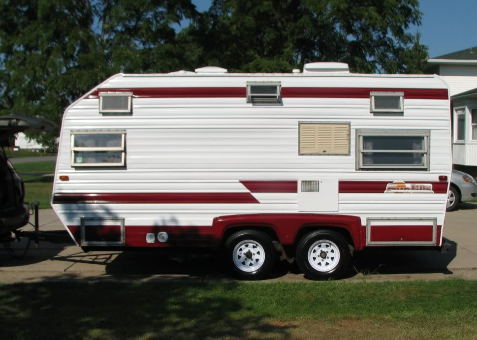 Repaint Outside Of Camper Irv2 Forums