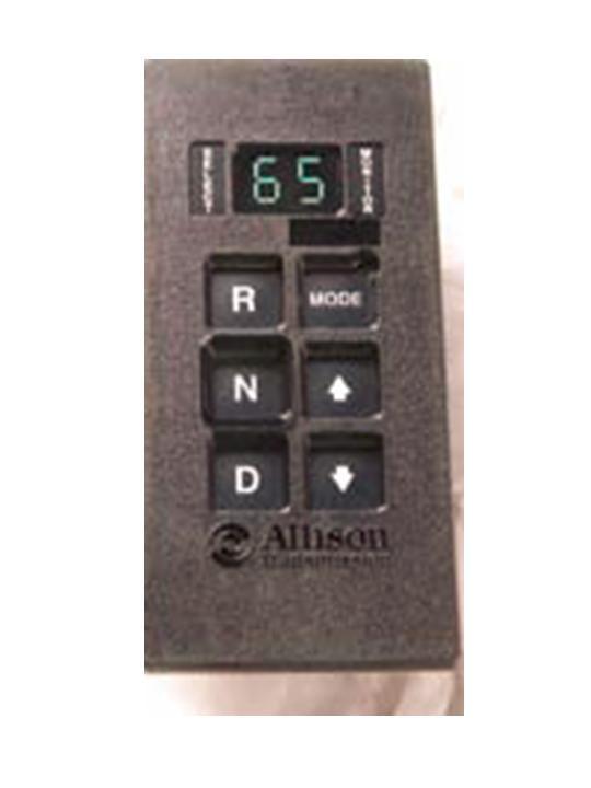 Allison Transmission Mode Button - iRV2 Forums
