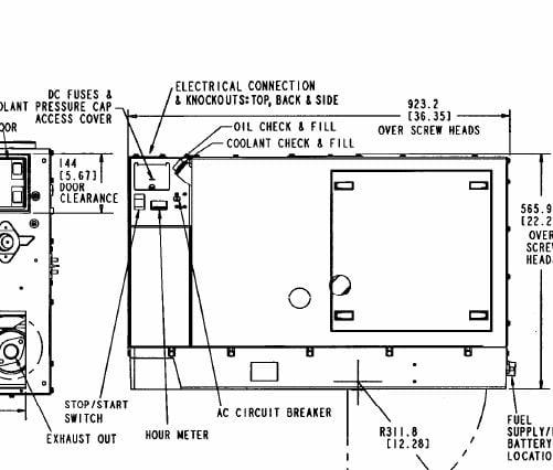 I Have An Onan Generator In My Rv It Is Model 6 5: Where Is Fuse For Onan 7.5 Quiet Diesel Generator?