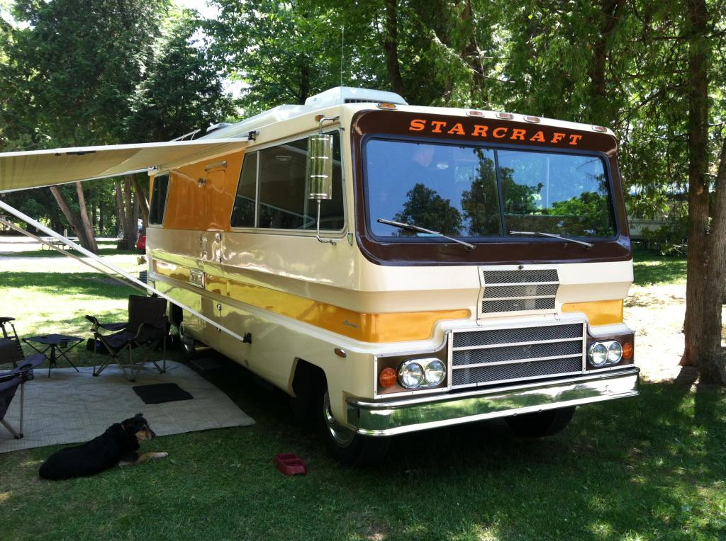 1973 Starcraft Motorhome Pictures To Pin On Pinterest