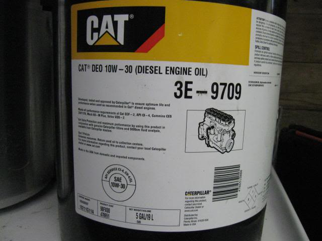 Oil for Cat Engine - Page 2 - iRV2 Forums