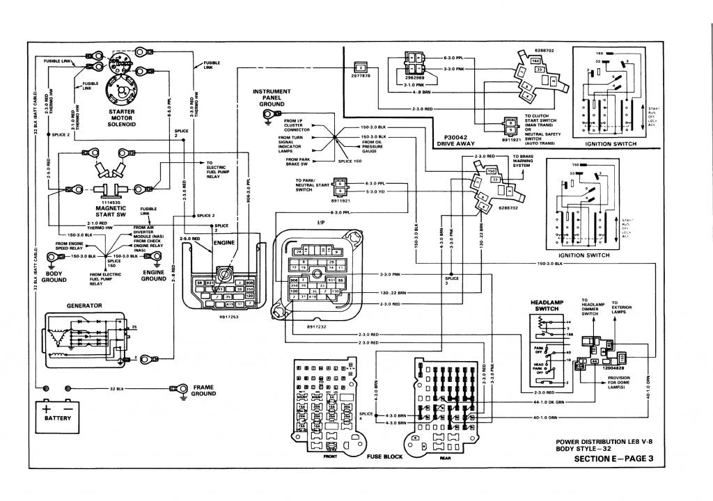 e350 ke light wiring diagram