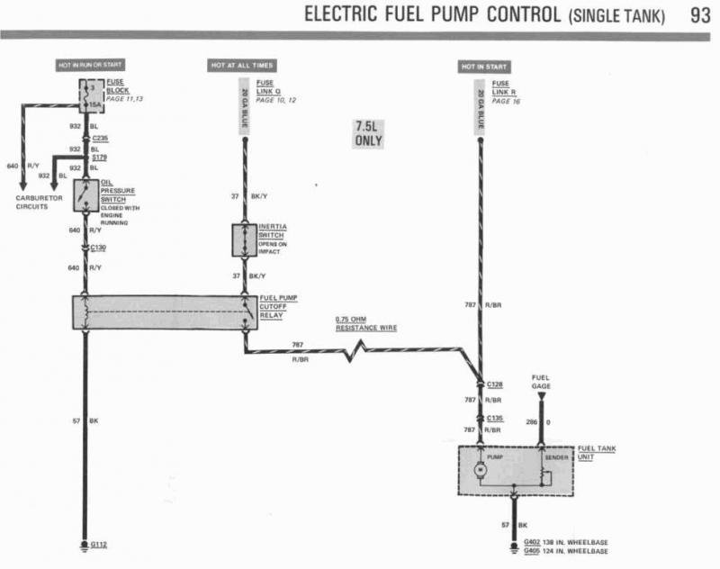 1983 ford motorhome wiring diagram