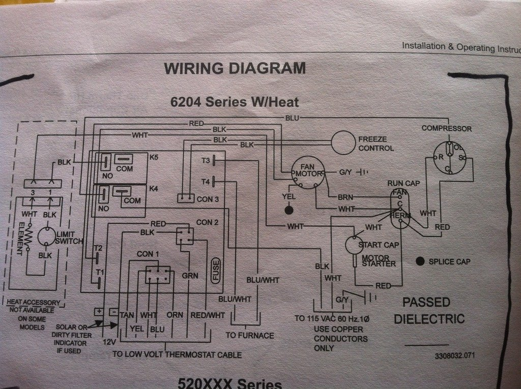 Dometic Rv Air Conditioner Wiring Diagram from www.irv2.com