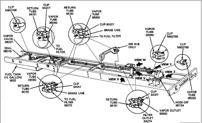 rv wiring diagram 53 ford