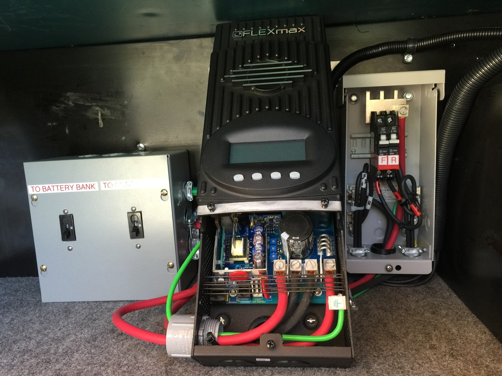 How To Wire Solar Controller Into Rv Batteries