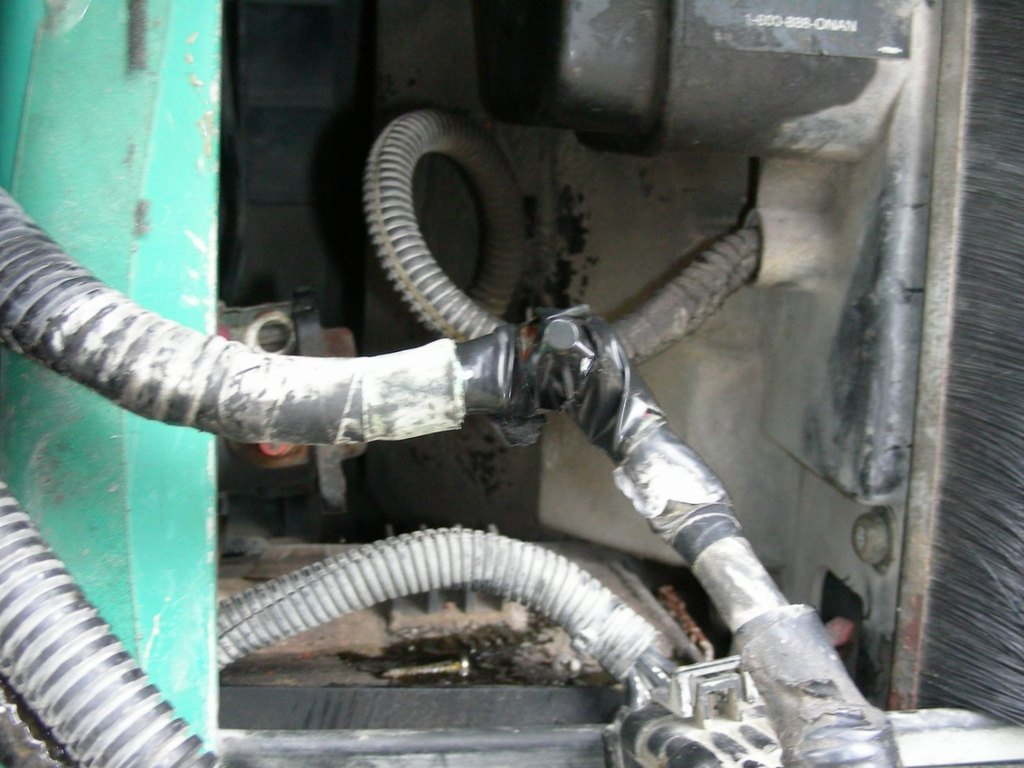 Onan 400k genset removal from RV and replace starter drive  - iRV2