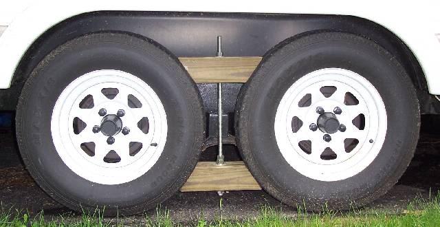 Camper Wheel Chocks >> X Chocks Vs Quick Products Jq Hhd1006 Quick Locking Wheel