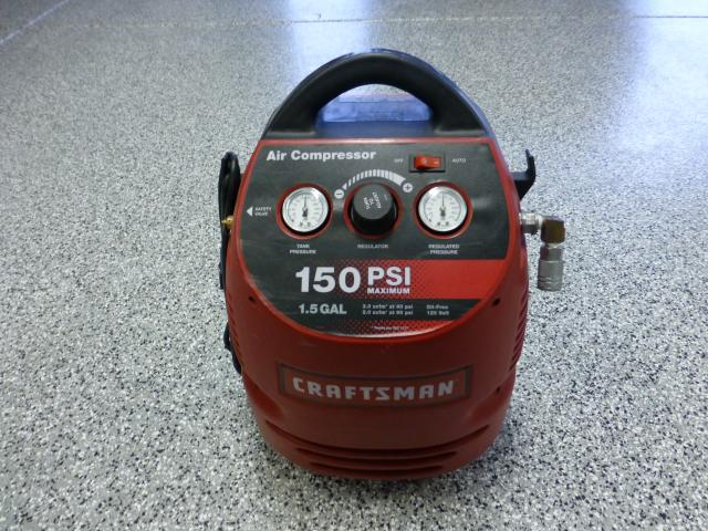 Best Air compressor to air tires - iRV2 Forums
