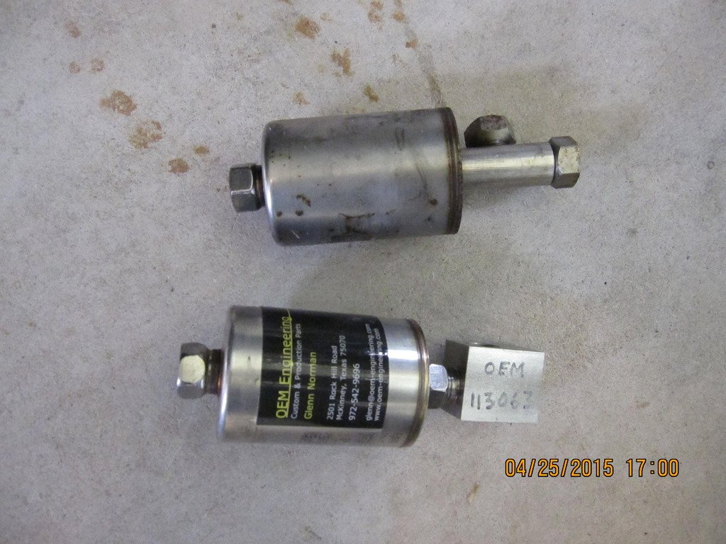 Changing Gas Fuel Filter 81 Winnebago Owners Online Community 2010 F150 Locaton On This Image Has Been Resized Click Bar To View The Full Original Is Sized 12