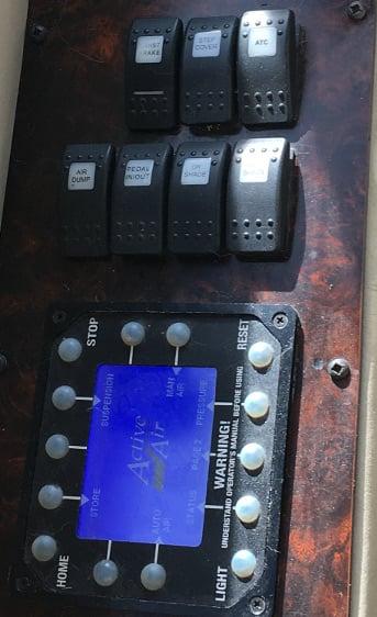 Intermittent ATC light - iRV2 Forums