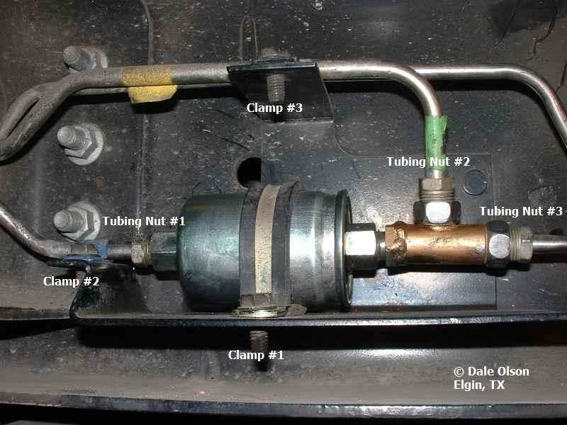 Fuel Filter Location Irv2 Forums - Wiring Diagram