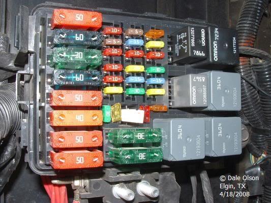 workhorse fuse box  wiring diagram electronwindow