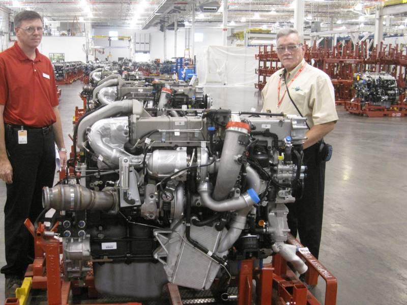 Maxxforce� Engine Plant Tour Huntsville Al Irv2 Forums
