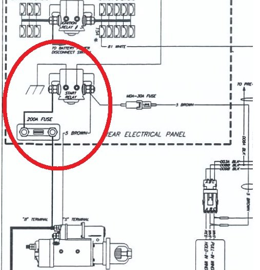 starter_relay freightliner starter solenoid wiring diagram circuit and freightliner starter wiring diagram at bakdesigns.co