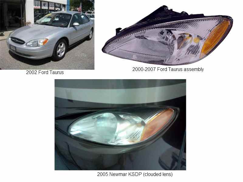 just for fun headlights from smaller vehicles to rv. Black Bedroom Furniture Sets. Home Design Ideas