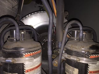 Coleman-Mach Basement AC - Where to recharge? - iRV2 Forums