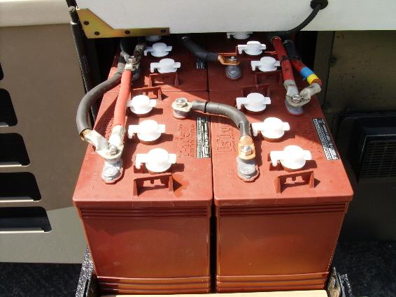Journey Battery Conversion