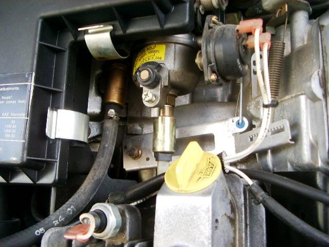 Onan fuel filter change - iRV2 Forums