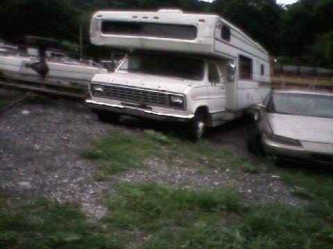My first RV project - 79 Holiday Rambler Imperial 5000
