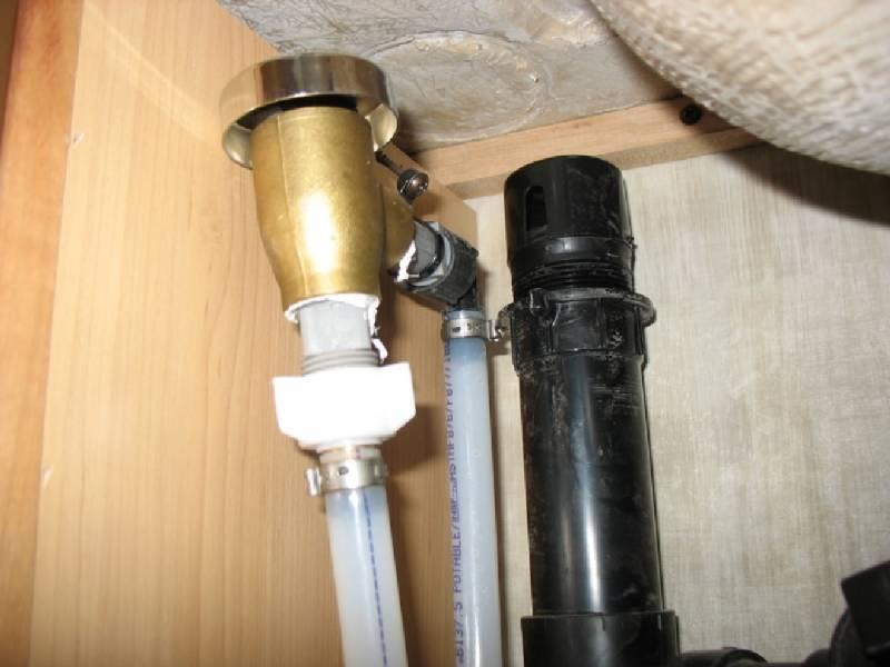Rv Net Open Roads Forum Class A Motorhomes Sewer Flush Leaks