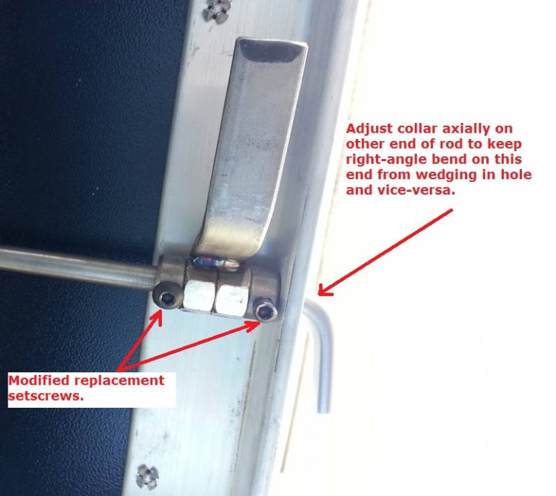 Slideout Tray Latch Adjustment Irv2 Forums