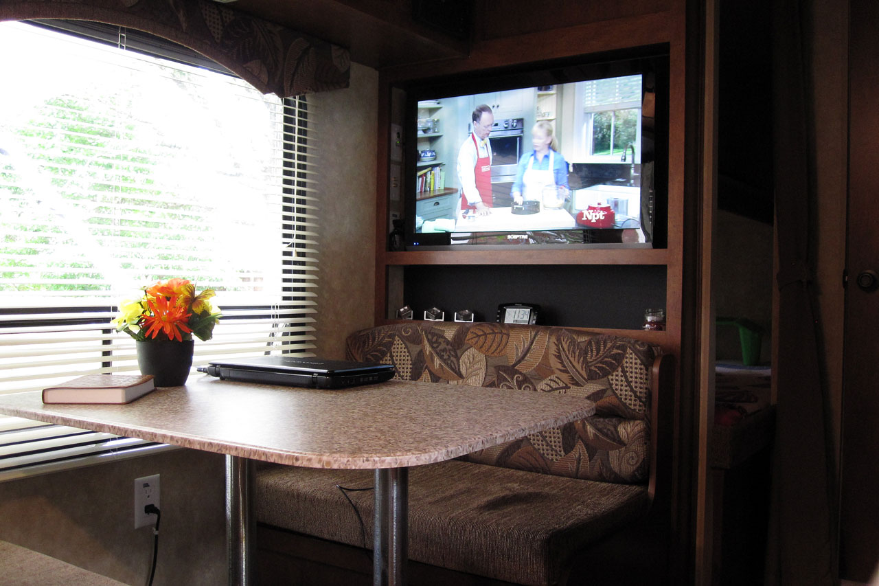 Outside Rv Tv Mounts Bing Images