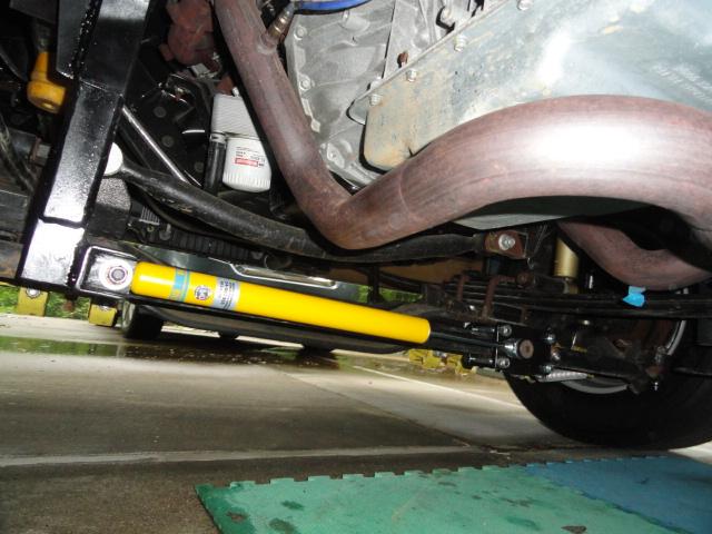 Steering (shock) Stabilizer/ F-53 - DIY - iRV2 Forums