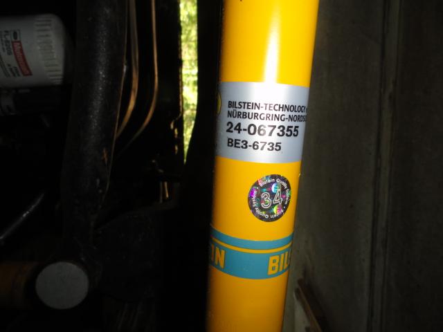Bilstein 24-067355 Steering Damper