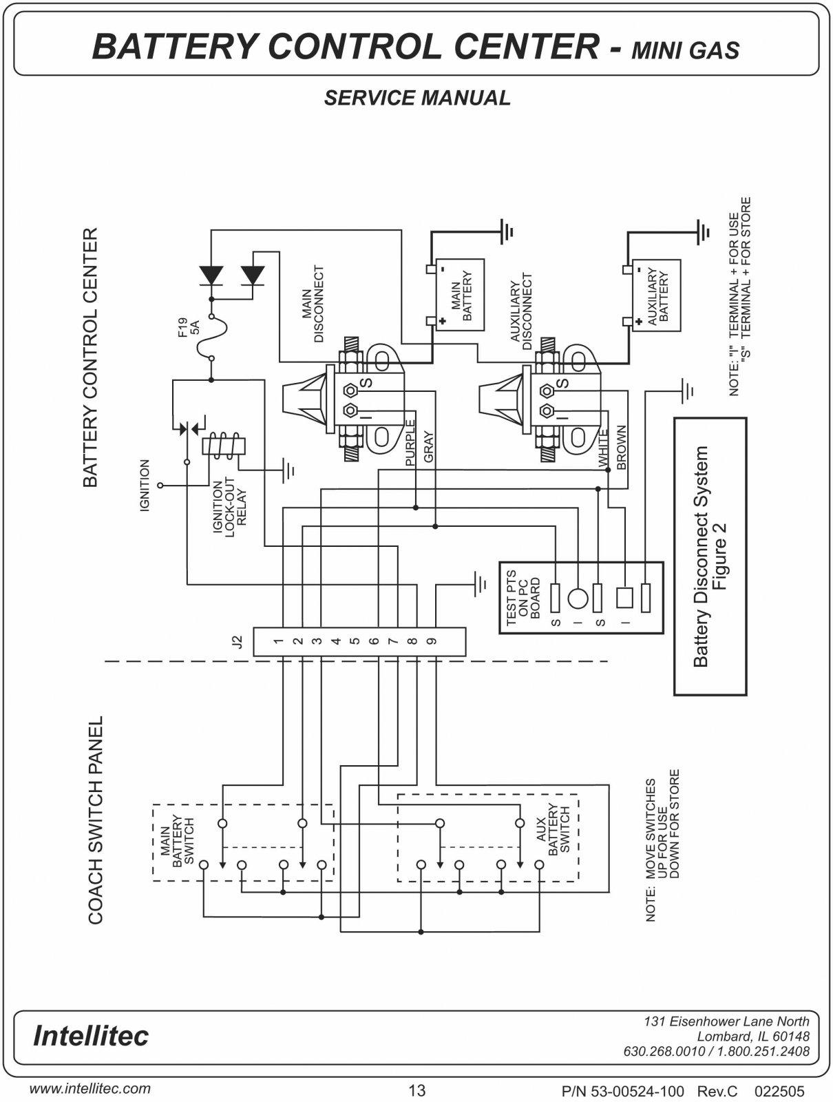 Holiday rambler rv wiring diagram #12 Holiday Rambler RV Invertor Wiring-Diagram RV Electrical Wiring National Guard Wiring Diagram