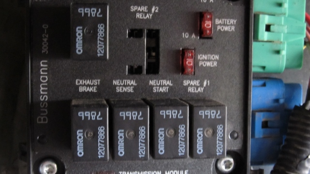 Allison shift selector issue - iRV2 Forums