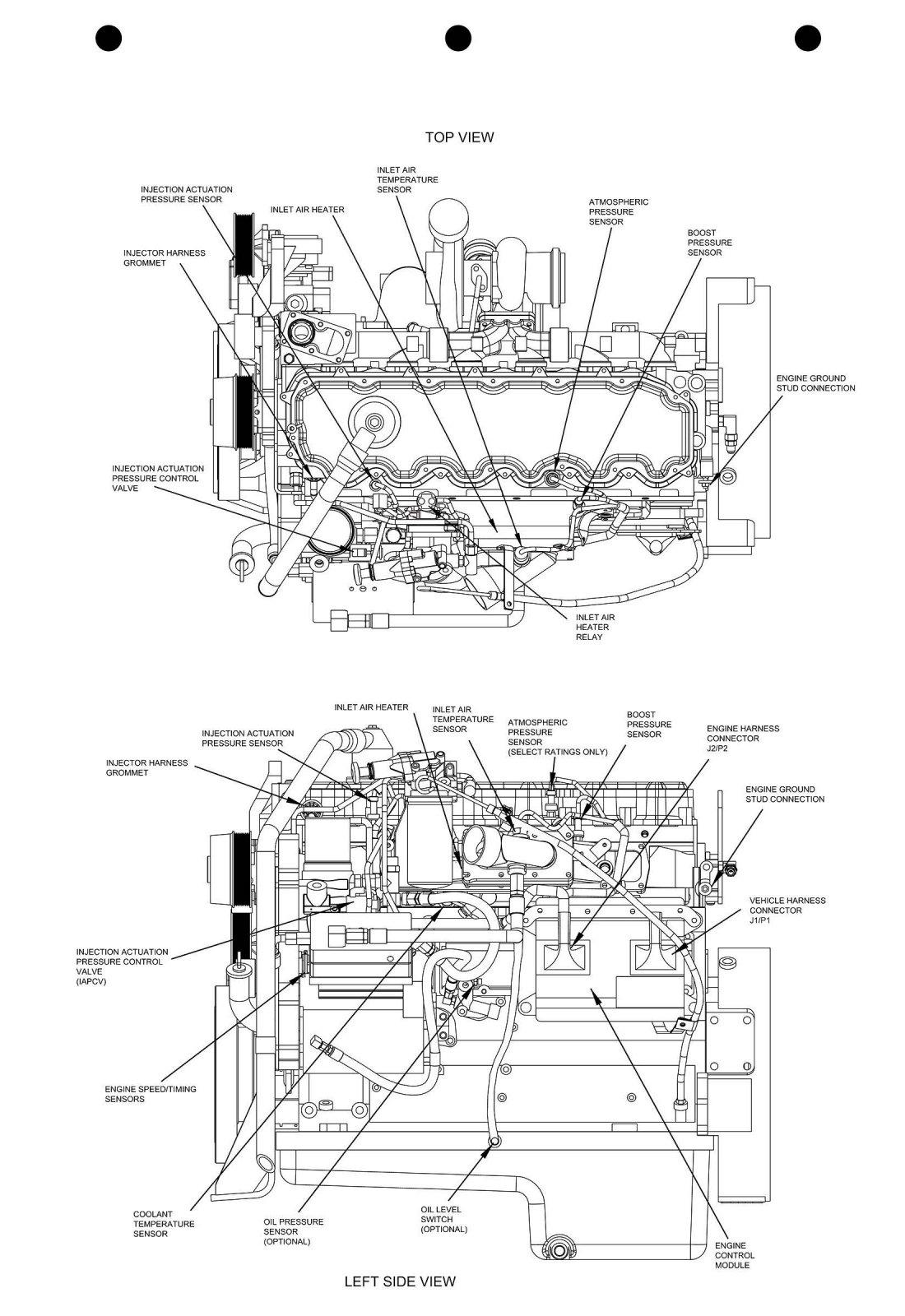 Niedlich Cat 3406e Ecm Schaltplan Galerie - Schaltplan Serie Circuit ...