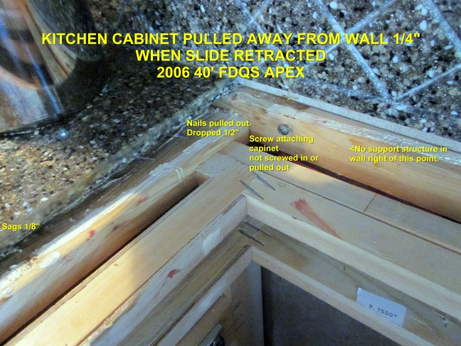 a wall of kitchen cabinets kitchen cabinet problem irv2 forums 10403