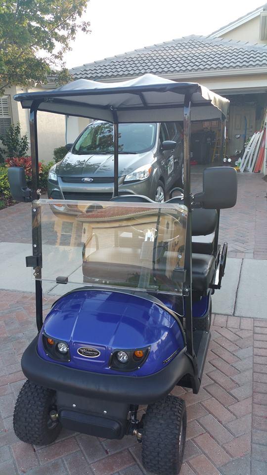 Cricket vs Kangacruz - portable golf carts - Page 2 - iRV2 Forums on
