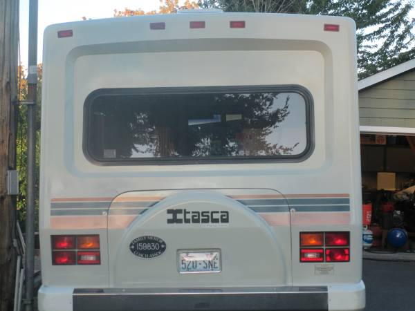 New to me    1988 Itasca Sunflyer 27RU - iRV2 Forums
