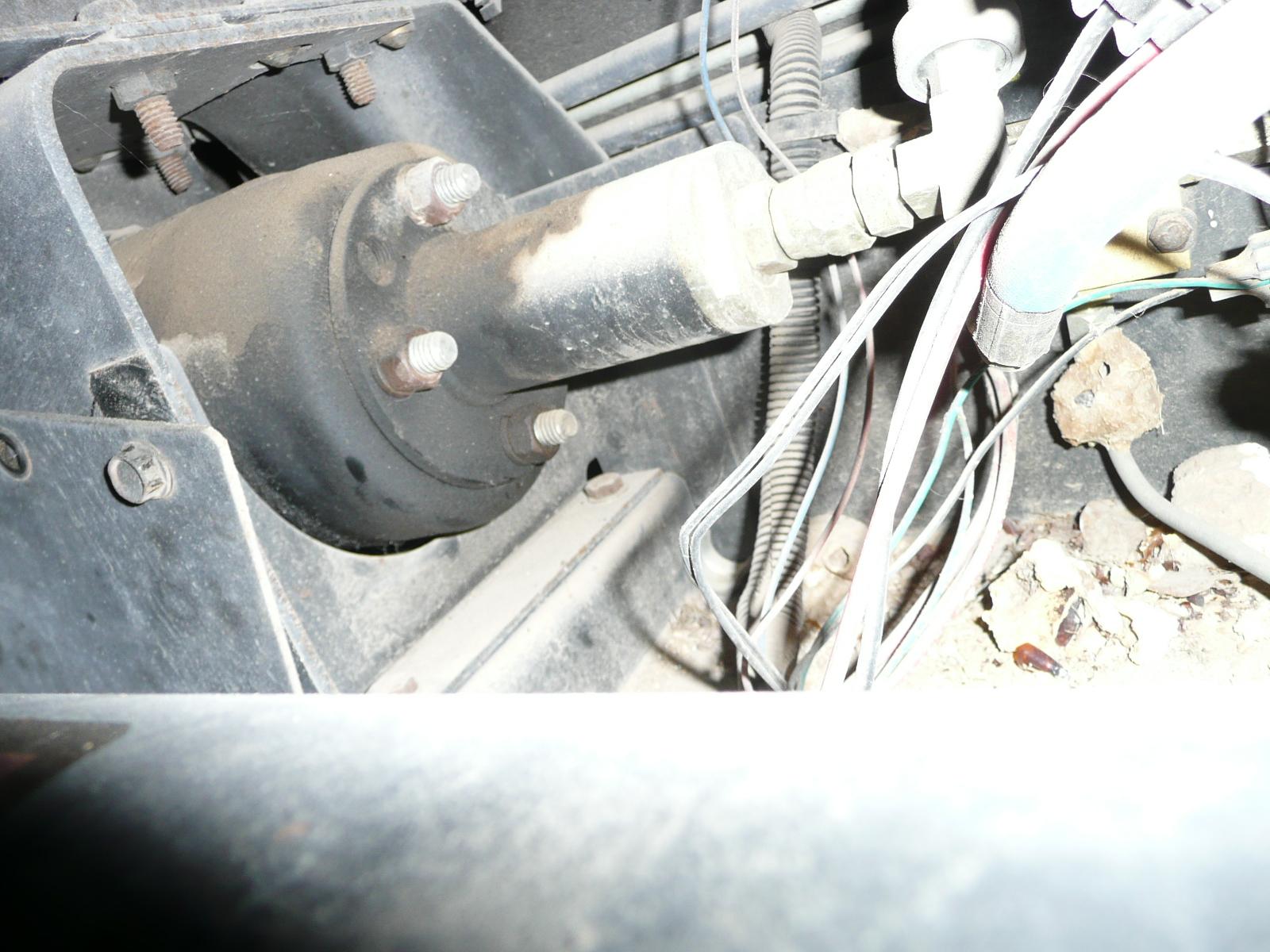 Okay     I SOLVED THE AUTO PARK BRAKE PROBLEM! - Page 4 - iRV2 Forums