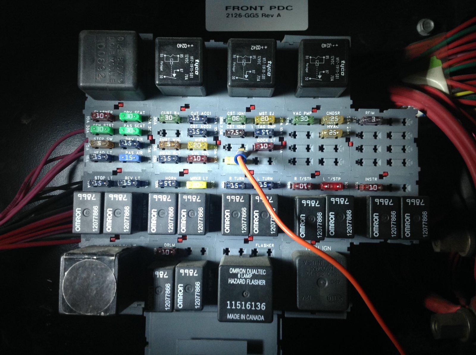 Rexhall Rv Turn Signal Flasher Wiring Diagram 3 Pin