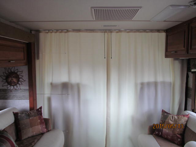 Cockpit Separation Curtains - iRV2 Forums