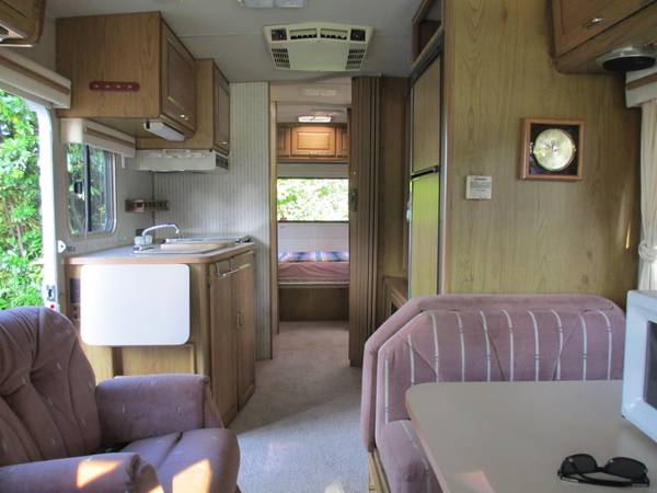 1988 Itasca Sunflyer27RU - Interior Remodel - iRV2 Forums