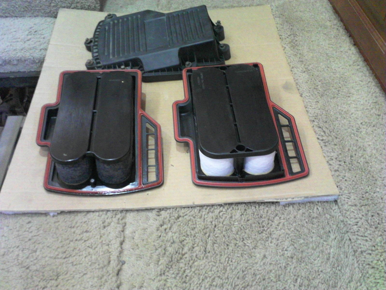 ISB Crankcase Vent/Coalescing Filter Replacement - iRV2 Forums