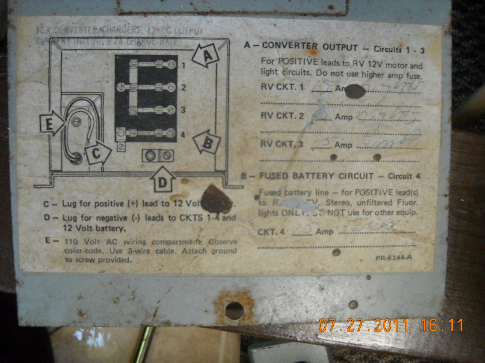 Converter Issue Irv2 Forums 16 Volt Battery Wiring Diagram Click Image For Larger Version Name Dscn0038 Views 631 Size 2907
