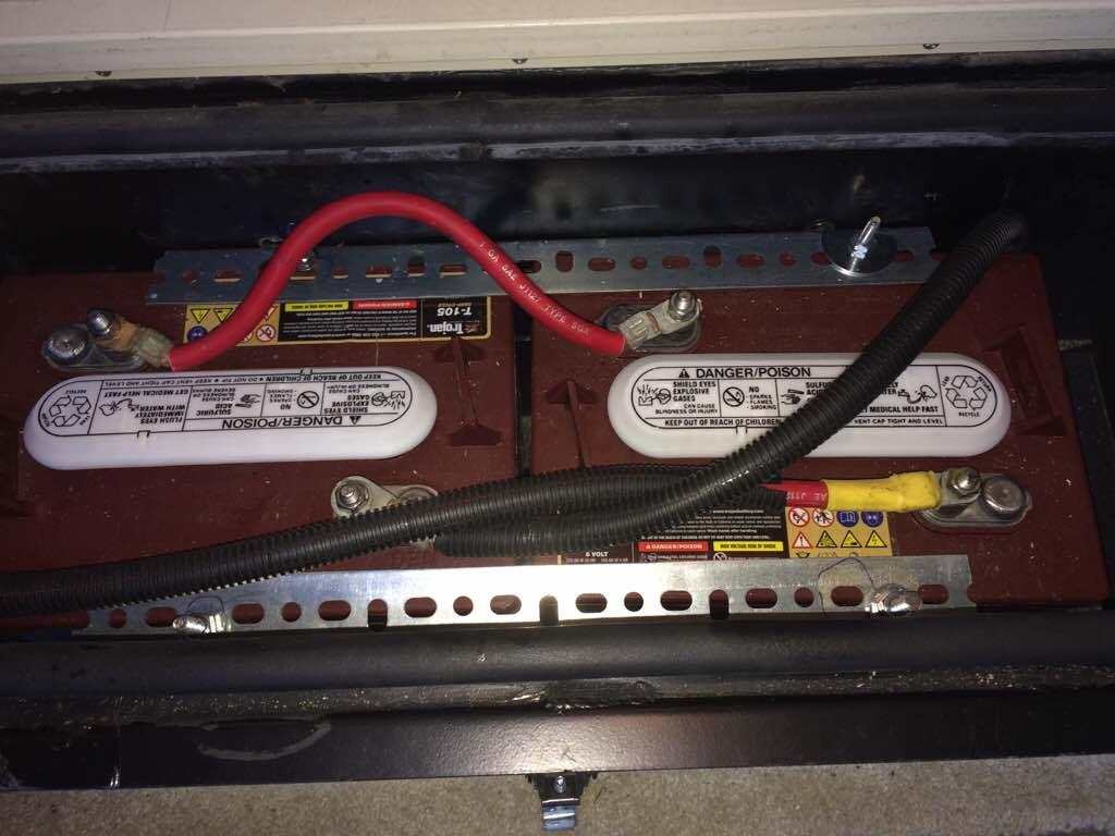 Navion/View Coach Batteries Upgrade - iRV2 Forums