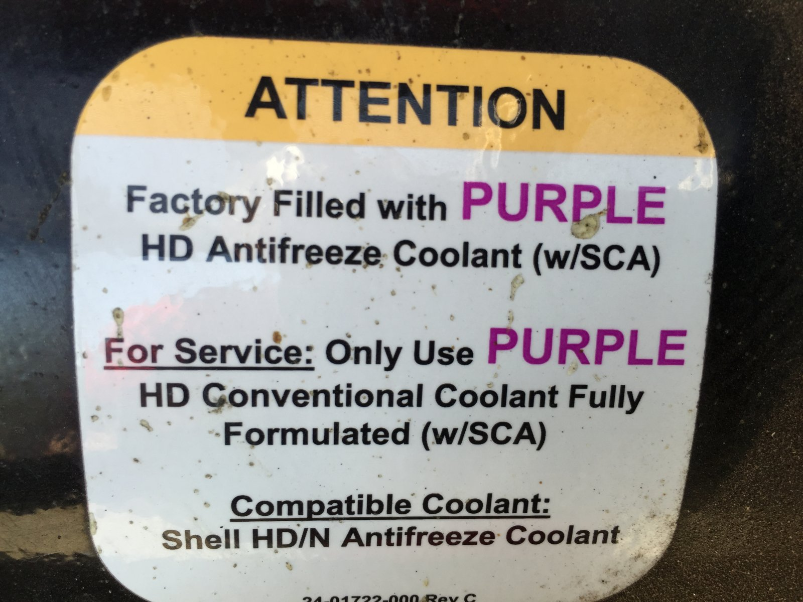 2016 Dutch Star Coolant level - iRV2 Forums