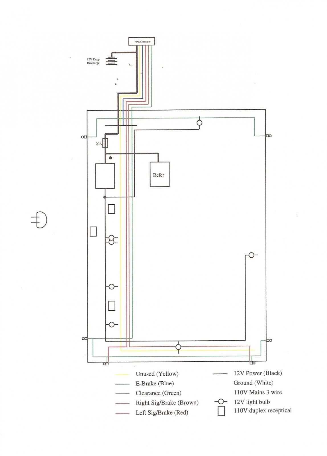 Electrical Irv2 Forums Maxum Trailers Wiring Diagram Click Image For Larger Version Name Trillium Diagram0001 Views 2273 Size