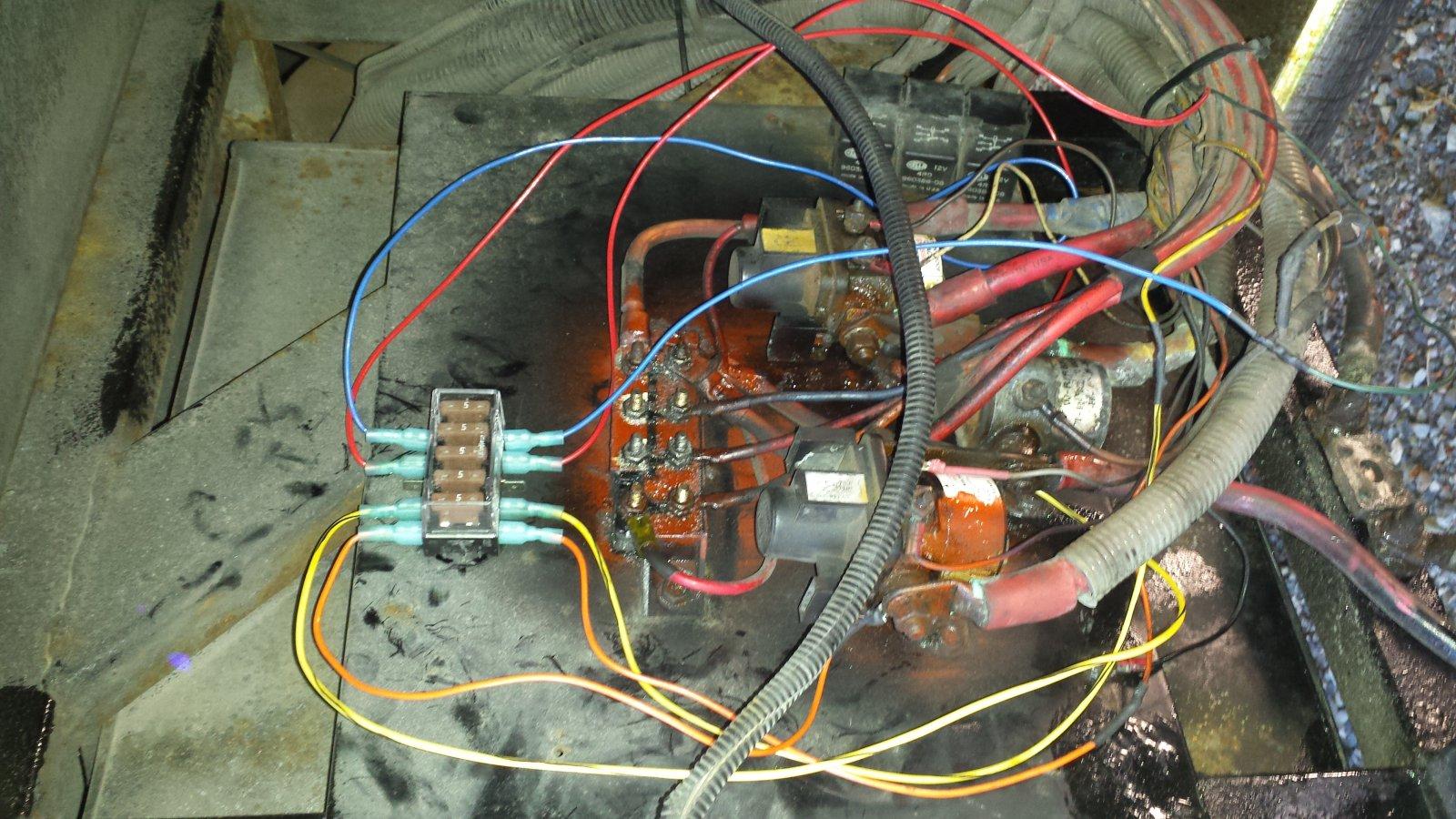 Coachmen 2000 SportsCoach Battery Disconnect Wiring - iRV2 ForumsiRV2 Forums