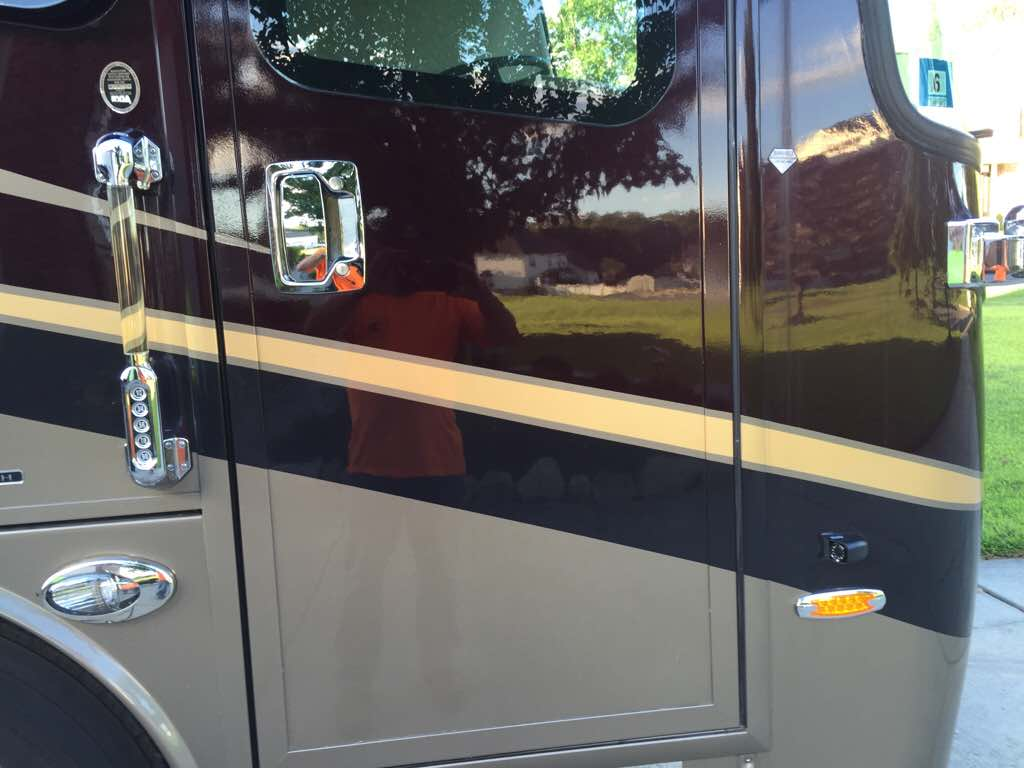 Chrome entry door lock - Page 3 - iRV2 Forums